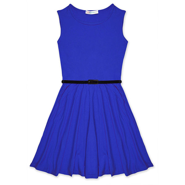 Cotton Summer Dress for Girls