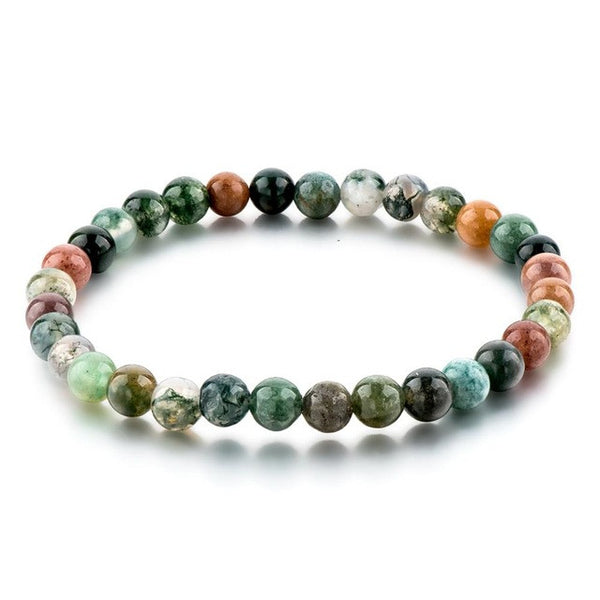 Joy Natural Beads Bracelet Collection