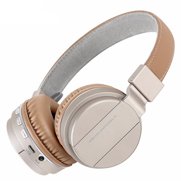 Original Intone P2 Wireless Bluetooth Headphones