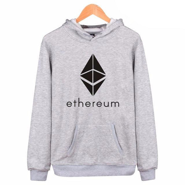 Ethereum Logo Hoodie Collection