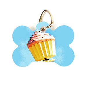 SWEET CupCake (Pet Tags)