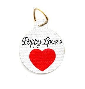 Puppy Love (DOG Tag)