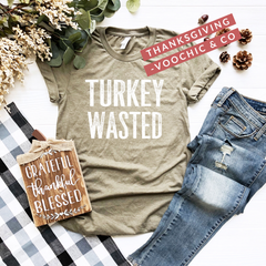 Turkey Wasted