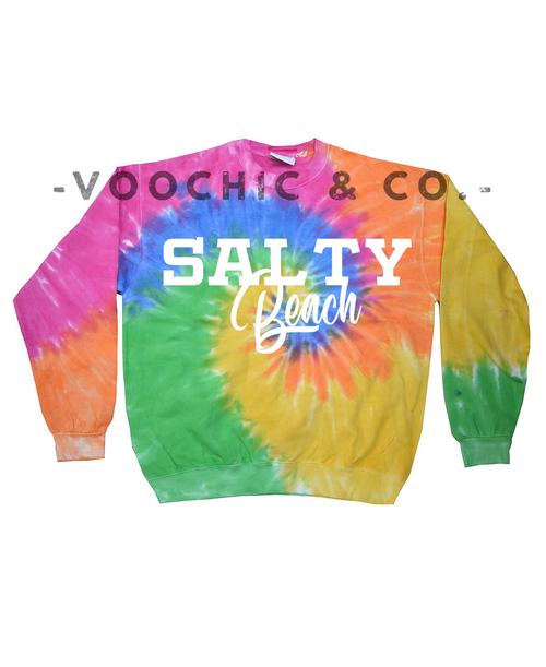 Salty Beach, Fleece