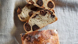 Mission Fig Bread