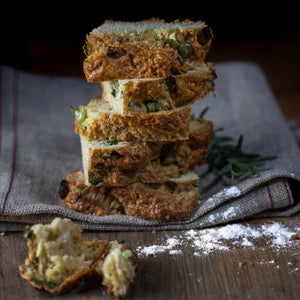 Scallion Irish Soda Bread