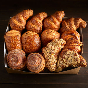 Box of Assorted Pastries - 12 Pieces