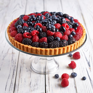 Large Fresh Fruit Tart