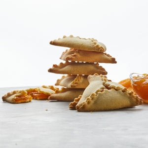 Apricot Hamantashen (Box of 12)