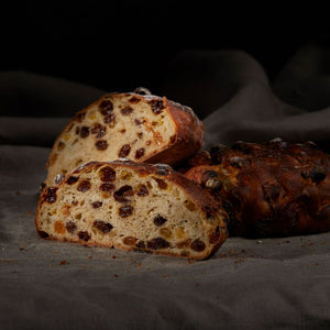 Double Raisin Bread