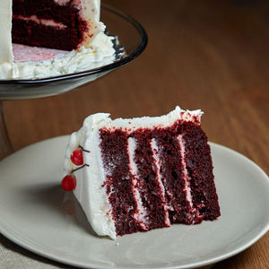 Red Velvet Cake Noe Valley Bakery