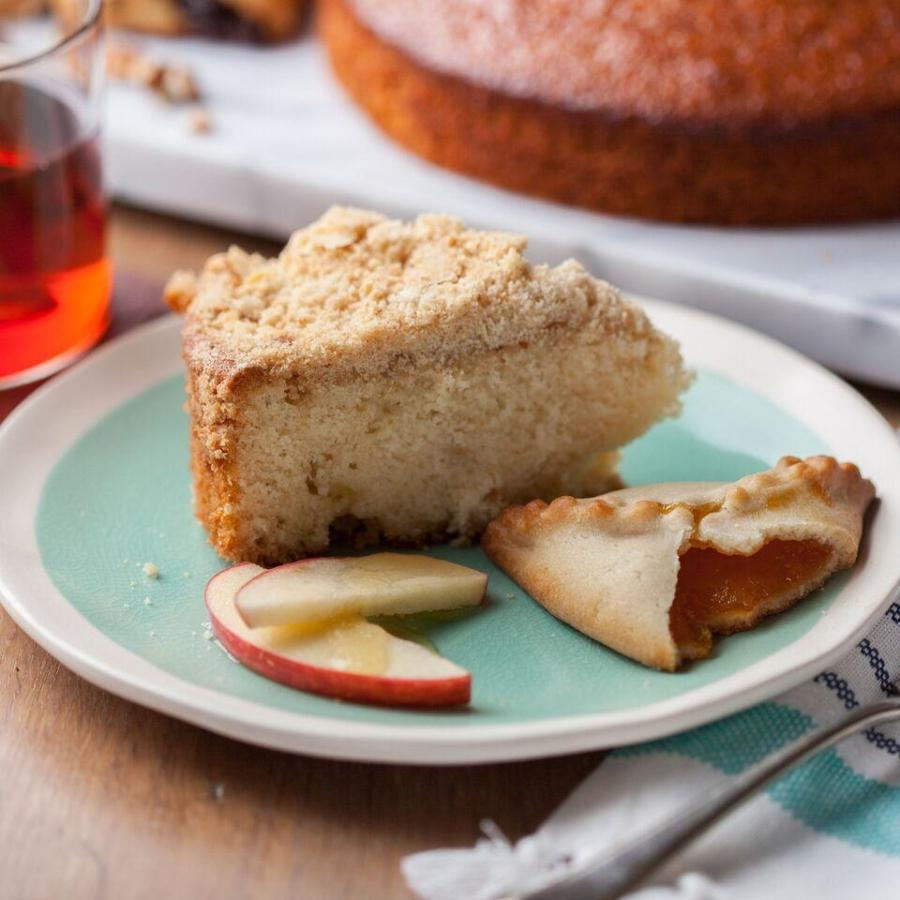 Apple Struesel Cake