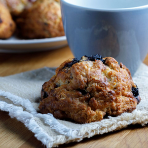 Blueberry Pecan Scone