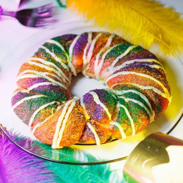 King Cake San Francisco