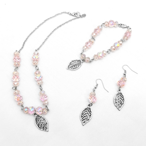 Rose Crystal Set