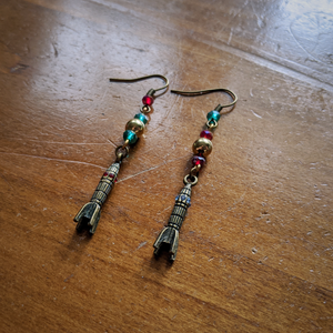 Sparkling Exploration Earrings