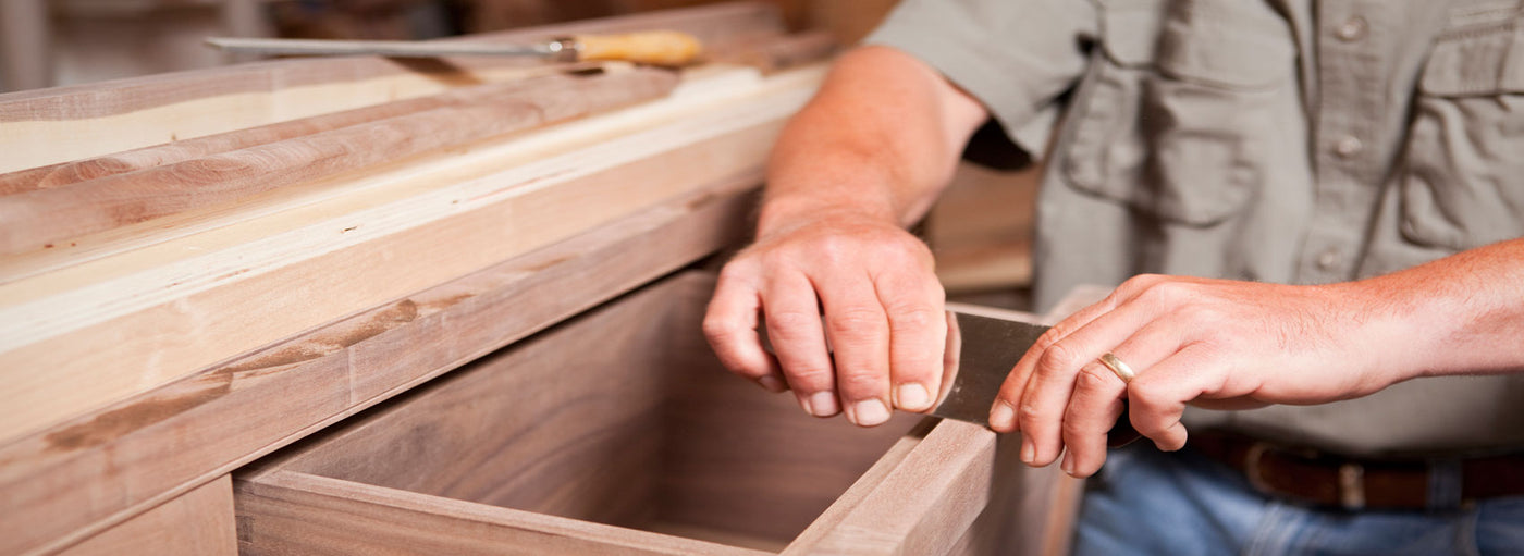 Wiping Cloths for the Furniture, Cabinet, Casework, and Wood Refinishing Industries