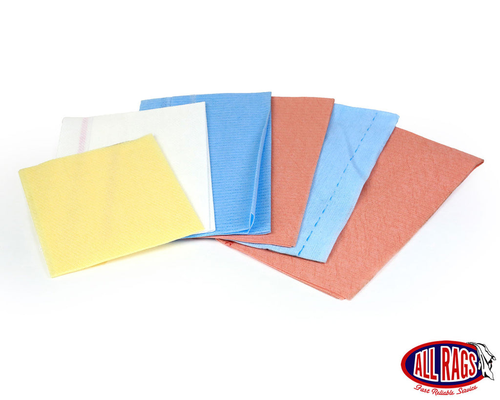 Food Service Wipes Bulk Multi Colors