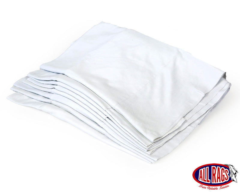 New White Cotton Knitted Diaper