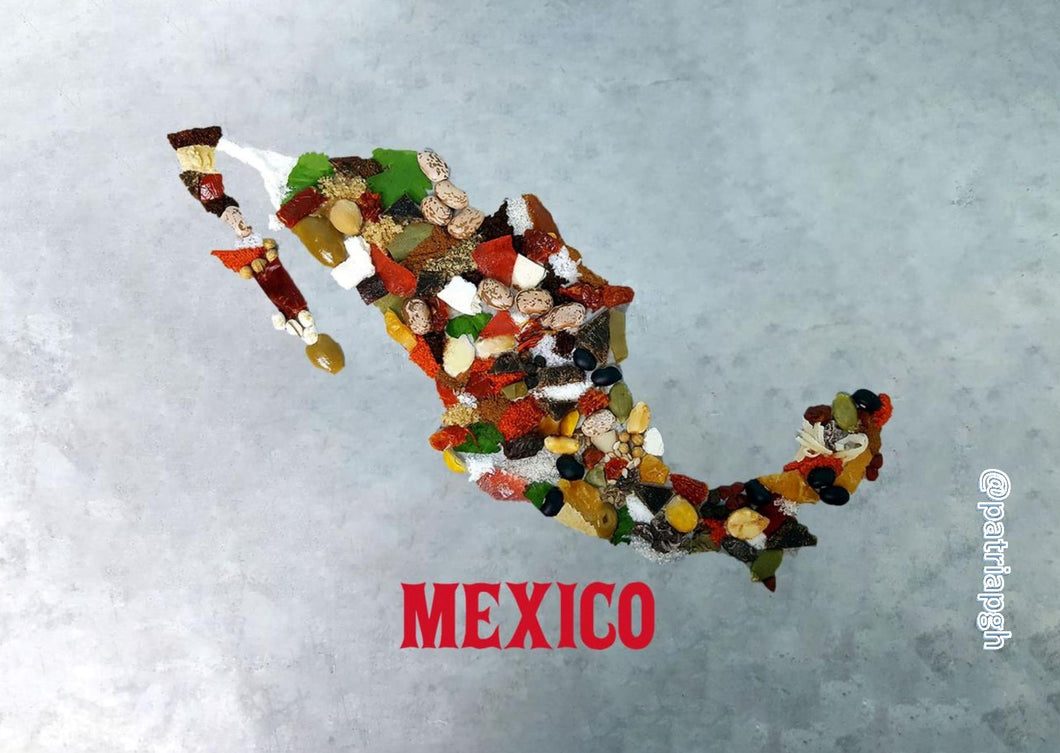Mexico (Labelled)