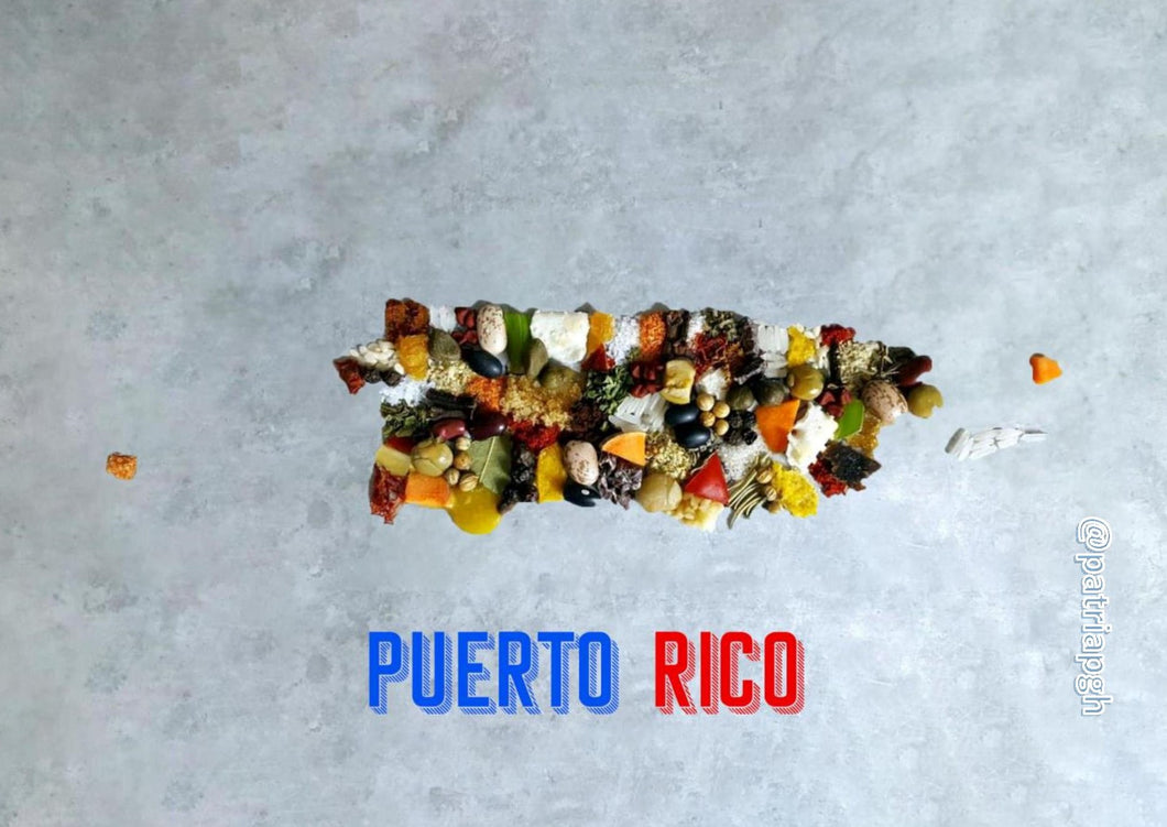 Puerto Rico (Labelled)