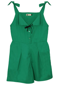 Delphine Jumpsuit Rayon - Green