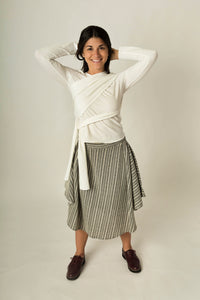 Skirt Luna - Stripe