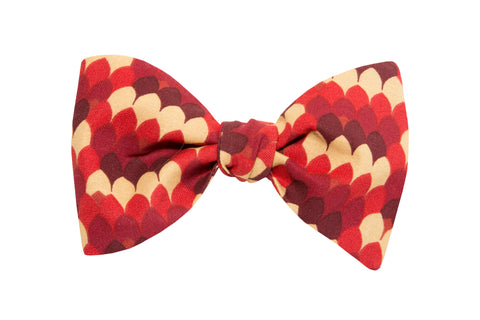 Fall Fish Youth Bow Tie