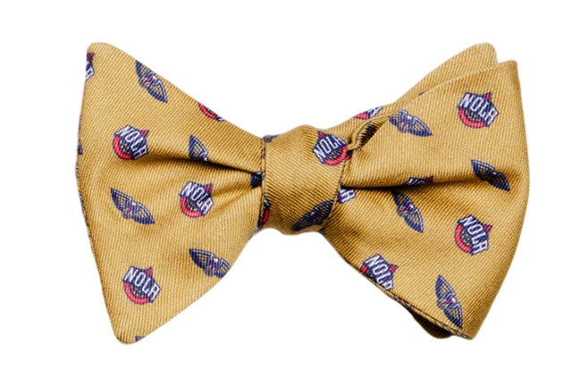 New Orleans Pelicans Bow Tie