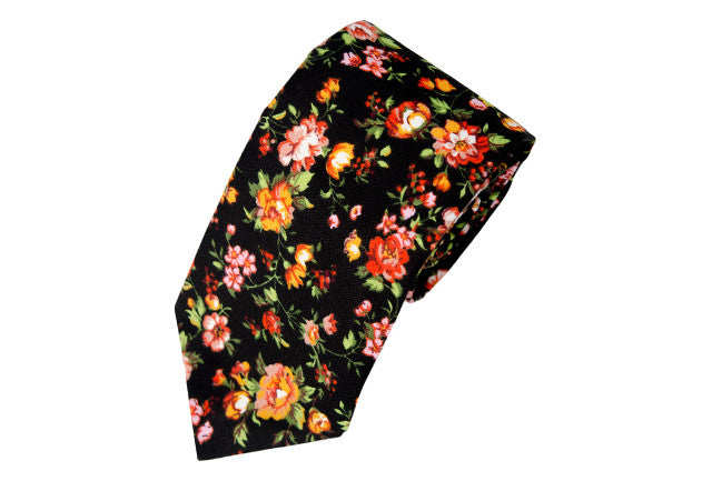 Out for Spring Necktie