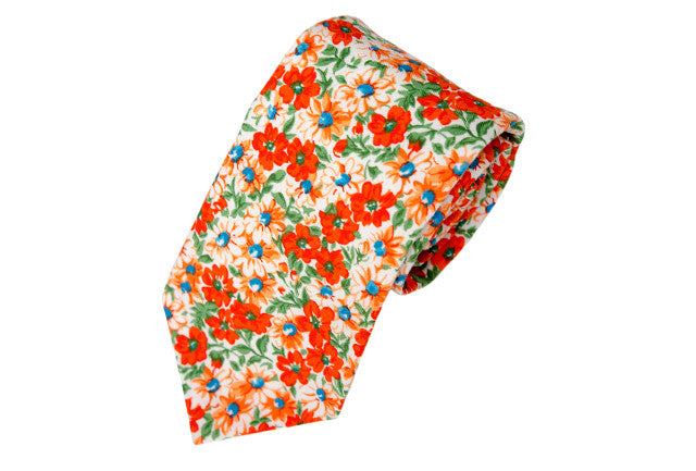 Tangerine Dream Necktie