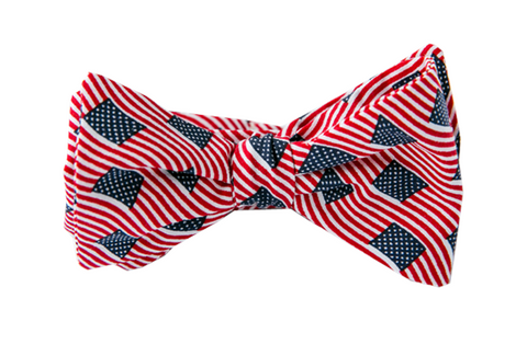 Land of the Brave Youth Bow Tie