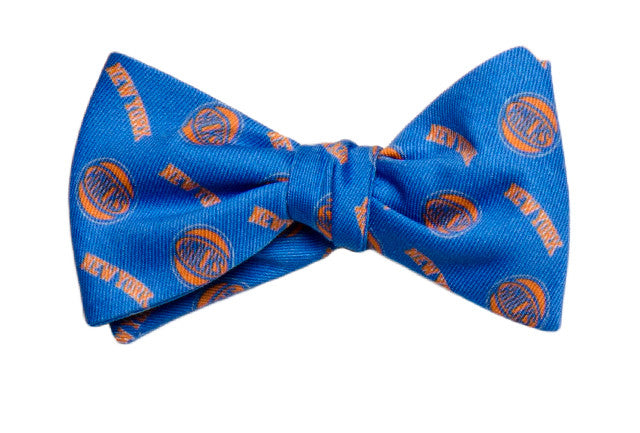New York Knicks Youth Bow Tie