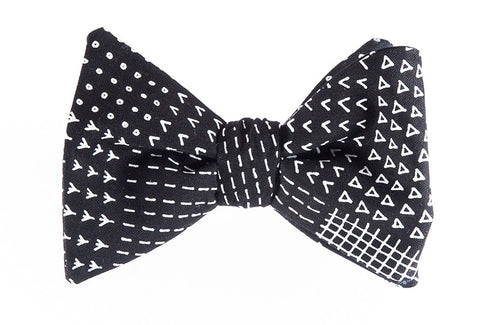 Algebra 2 Youth Bow Tie