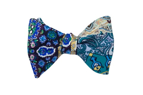 Under The Sea Adult Bow Tie