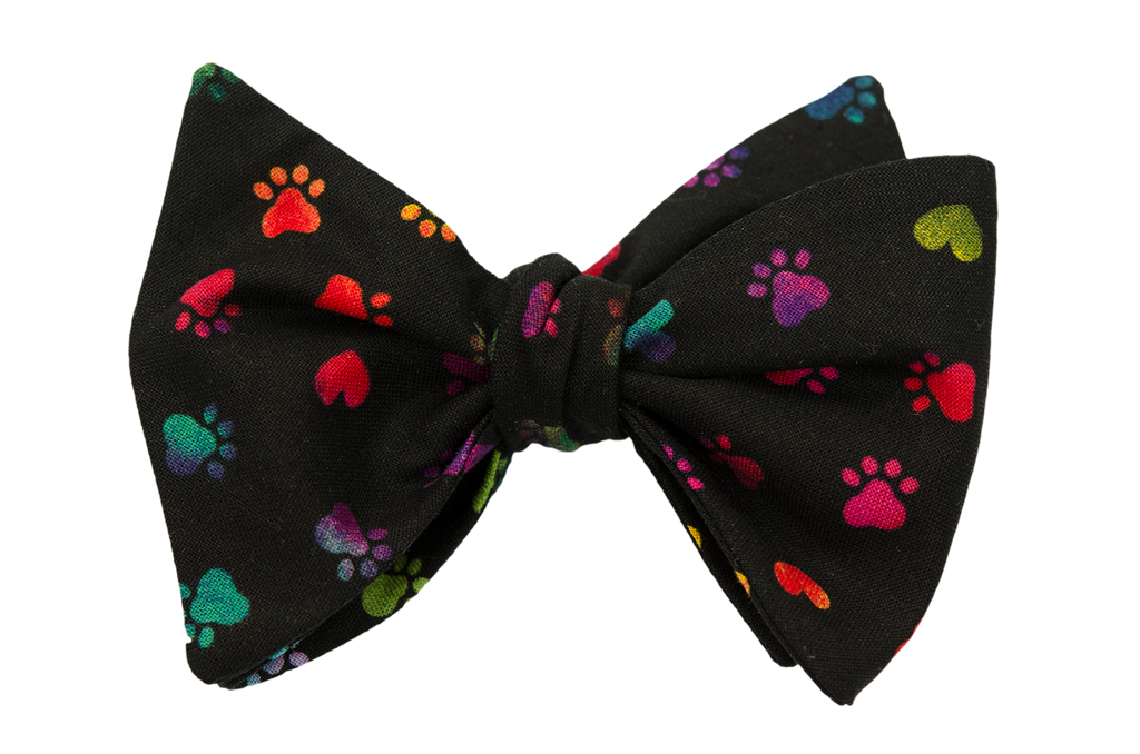 Doggy World Bow Tie
