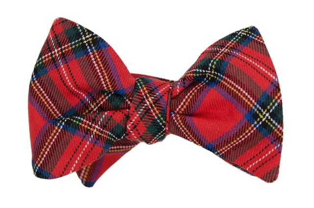 Holiday Season Youth Bow Tie