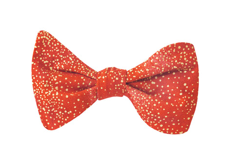 Golden Dust Adult Bow Tie