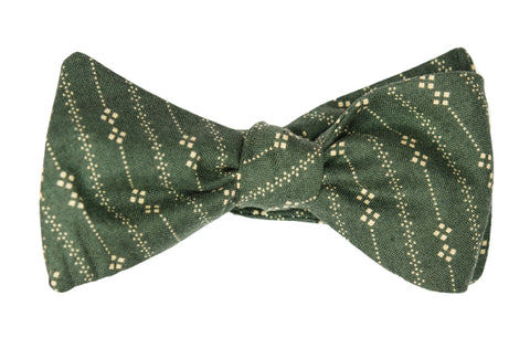 Vintage Vines Youth Bow Tie