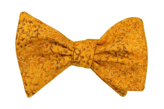 Renaissance Gold Youth Bow Tie