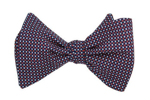 Steven Red Youth Bow Tie