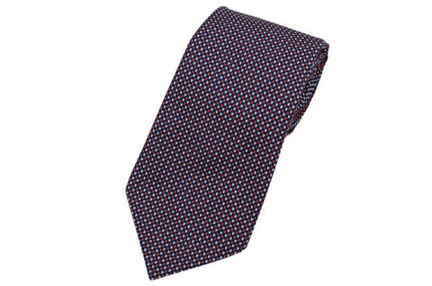 Steven Red Necktie