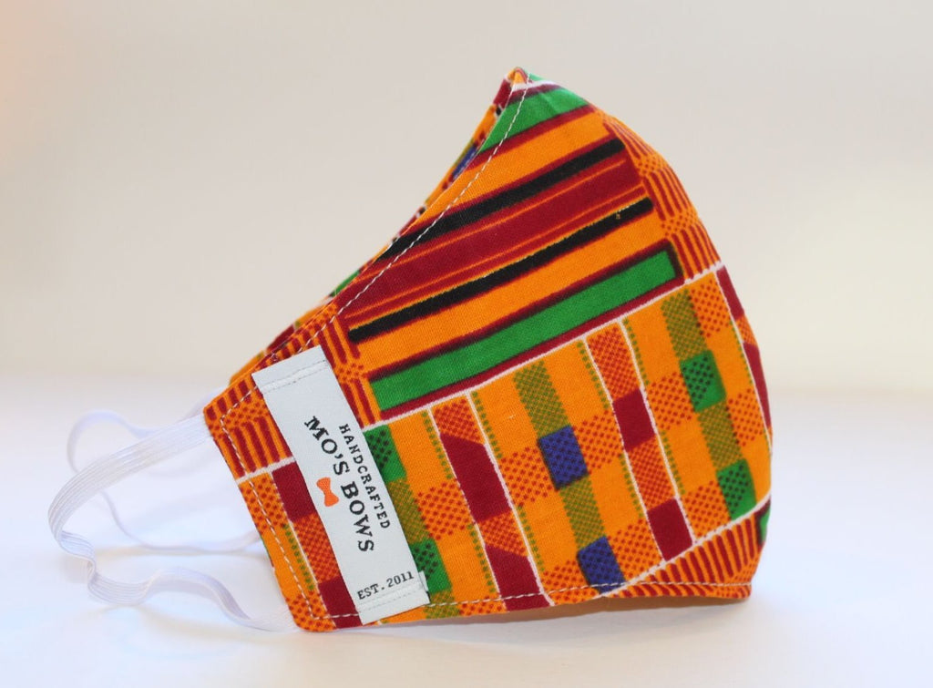 GoMo ADULT Face Mask - Kente