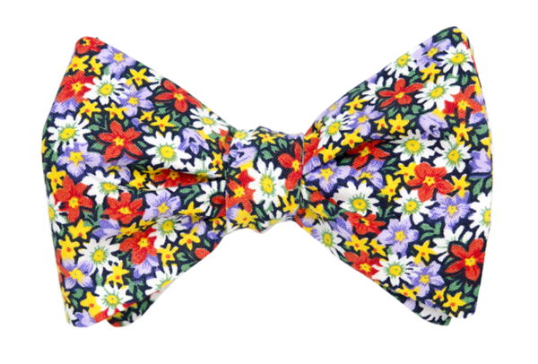 Power Flower Youth Bow Tie