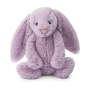 JellyCat - Medium Bashful Lilac Bunny