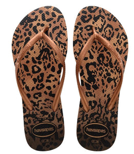Slim Animal Sandal