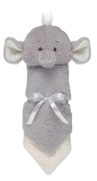 "14""  Emerson Elephant Mini Blankie"