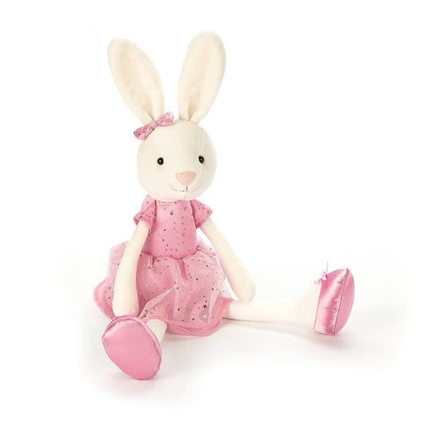 JellyCat - Medium Bitsy Party Bunny