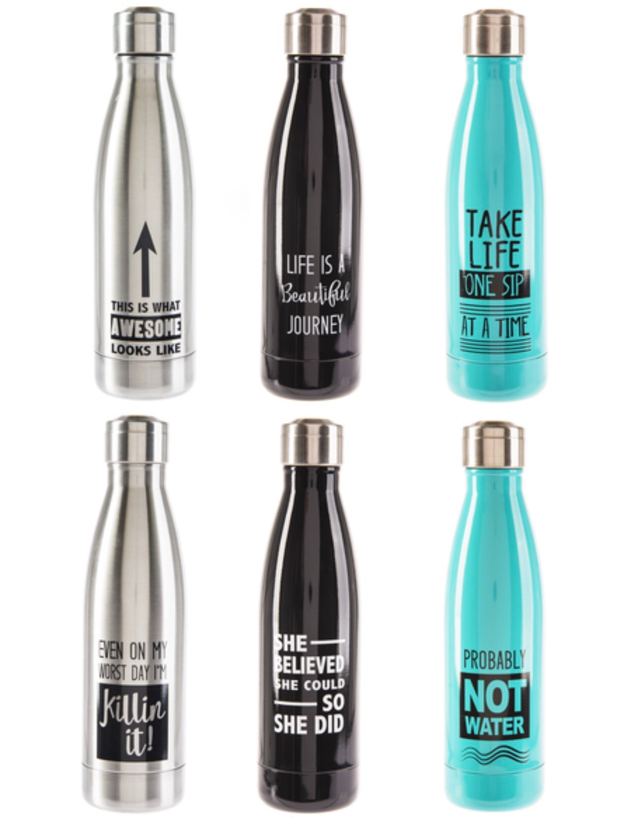 Insulated Water/Beverage Bottles
