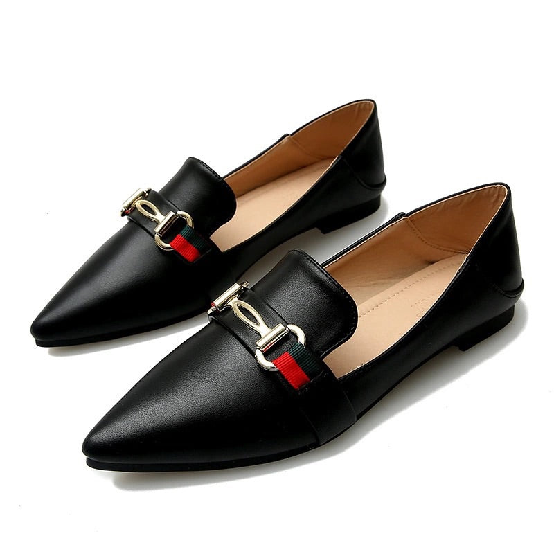 Horsebit inspired Loafers